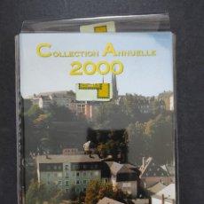 Sellos: SELLOS OFERTA CARPETA OFICIAL LUXEMBURGO AÑO 2000 EN NUEVO VER FOTOGRAFÍAS. Lote 283675688