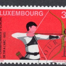Timbres: LUXEMBURGO , 1972, , MICHEL 848. Lote 284557848
