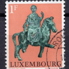 Timbres: LUXEMBURGO , 1973, , MICHEL 858. Lote 284578933
