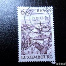 Sellos: +LUXEMBURGO, 1977, PAISAJES, YVERT 898. Lote 288080068
