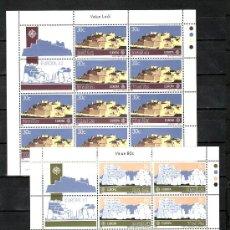 Sellos: MALTA 668/9 MINIPLIEGO SIN CHARNELA, TEMA EUROPA 1983, GRANDES OBRAS DE LA HUMANIDAD. Lote 11417420