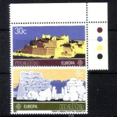 Sellos: MALTA.- YVERT 668/69 TEMA EUROPA DE 1983 TOTALMENTE NUEVA . Lote 15120033