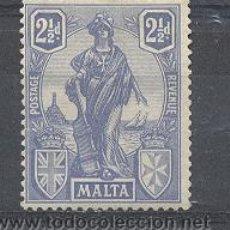 Sellos: MALTA,YVERT TELLIER 108. Lote 21381144