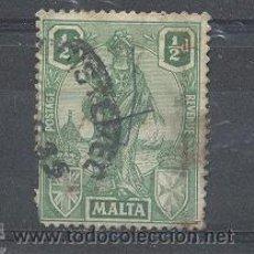 Sellos: MALTA,. Lote 21381319