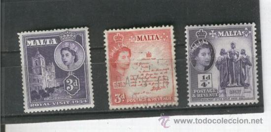 MALTA.SELLOS. ANTIGUOS.OFERTA. (Sellos - Extranjero - Europa - Malta)