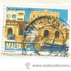 Sellos: MALTA 1991. MONUMENTOS DE MALTA. Lote 41075658