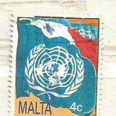 Sellos: MALTA 1989. INDEPENDENCIA. Lote 41077375