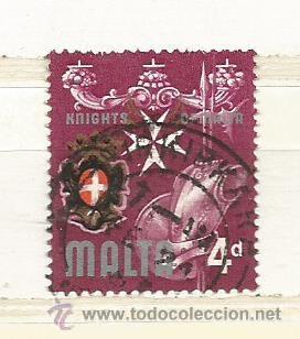 MALTA 1965. REYES DE MALTA (Sellos - Extranjero - Europa - Malta)
