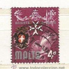 Sellos: MALTA 1965. REYES DE MALTA. Lote 41077529
