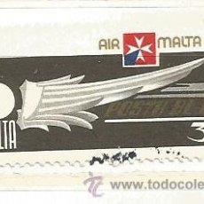 Sellos: MALTA 1974. AIR MALTA. Lote 41078272