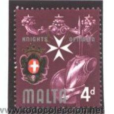 Sellos: MALTA 1965 - YVERT NRO. 309 - NUEVO. Lote 41919520