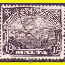 Sellos: MALTA 1926 YVERT Nº 127 (O). Lote 44210943