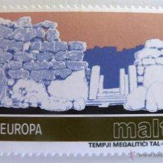 Sellos: SELLOS MALTA 1983. NUEVO. YVERT 668. EUROPA.. Lote 49951494