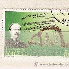 Sellos: MALTA (4). Lote 50269565