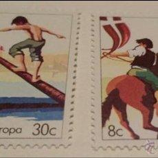 Sellos: 1981, EUROPA, MALTA, FOLKLORE. NUEVO SIN CHARNELA. Lote 51711423