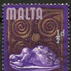 Sellos: MALTA 1965- YV 0303. Lote 53091413