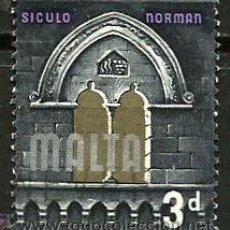 Sellos: MALTA 1965- YV 0308. Lote 53091427