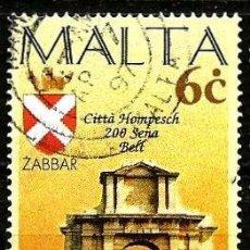 Sellos: MALTA 1997- YV 0980. Lote 53091728