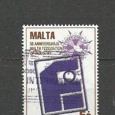 Sellos: MALTA YVERT NUM. 961 USADO. Lote 58268654