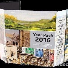 Sellos: MALTA 2016 - YEAR PACK 2016 MNH. Lote 80536521