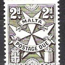 Sellos: MALTA 1935 - NUEVO. Lote 99343563