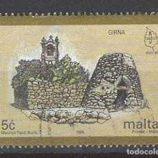 Sellos: MALTA - SELLO USADO. Lote 105900595