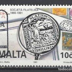 Sellos: MALTA - SELLO USADO. Lote 105901635