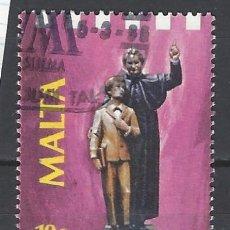 Sellos: MALTA - SELLO USADO. Lote 105902035