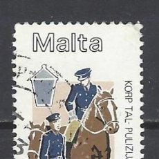 Sellos: MALTA - SELLO USADO. Lote 105902311