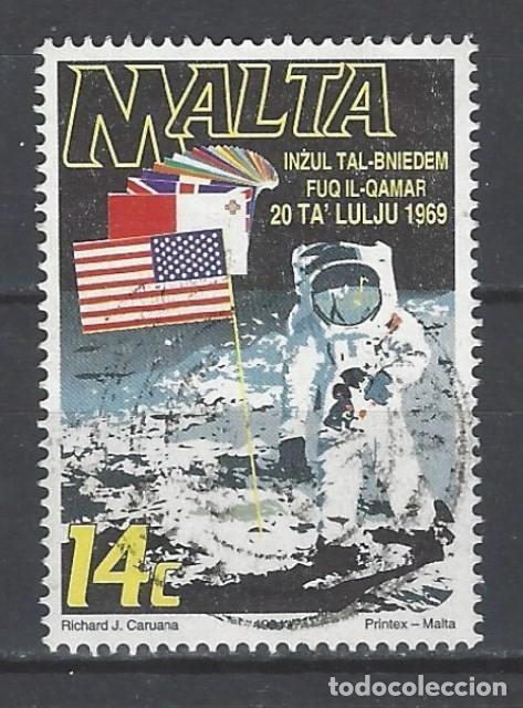 MALTA - SELLO USADO (Sellos - Extranjero - Europa - Malta)