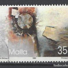 Sellos: MALTA - SELLO USADO. Lote 105903807