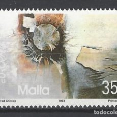 Sellos: MALTA - SELLO NUEVO. Lote 105903855