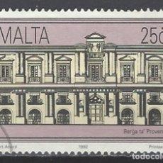 Sellos: MALTA - SELLO USADO. Lote 105904135
