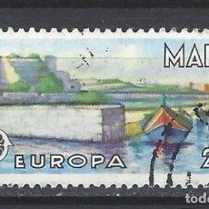 Sellos: MALTA - SELLO USADO. Lote 106059875