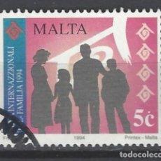 Sellos: MALTA - SELLO USADO. Lote 106065475