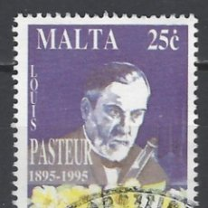 Sellos: MALTA - SELLO USADO. Lote 106066163