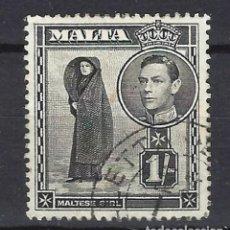 Sellos: MALTA - COLONIA BRITÁNICA - SELLO USADO . Lote 120358791