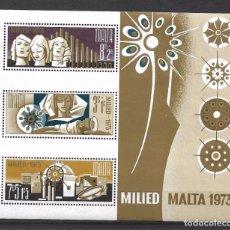 Sellos: MALTA 1973 ** MNH - CHRISTMAS - 189. Lote 149617574