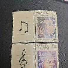 Sellos: MALTA;EUROPA 1985 MNH. Lote 154325469