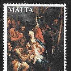 Sellos: MALTA. Lote 154372758