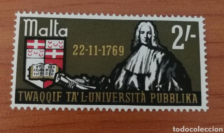 MALTA :N°394 MNH, AÑO 1969 (Sellos - Extranjero - Europa - Malta)