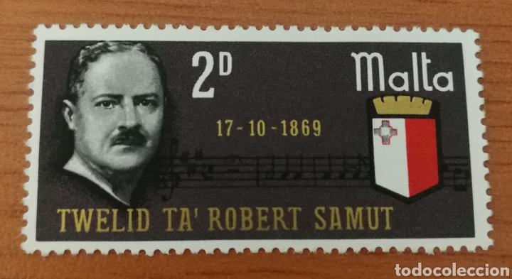 MALTA N°391 MNH, AÑO 1969 (Sellos - Extranjero - Europa - Malta)