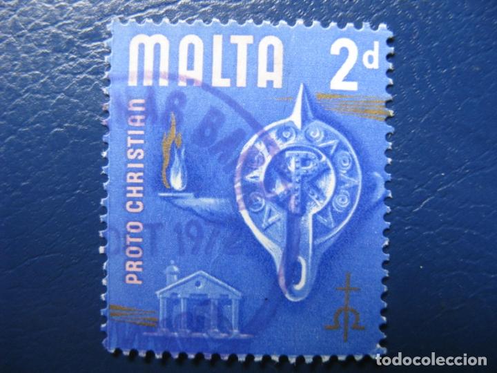 MALTA, 1965 YVERT 306 (Sellos - Extranjero - Europa - Malta)