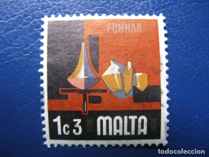 MALTA,1973 YVERT 464 (Sellos - Extranjero - Europa - Malta)