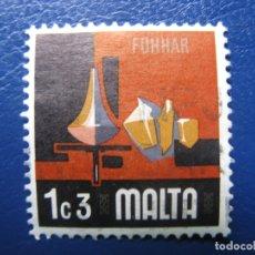 Sellos: MALTA,1973 YVERT 464. Lote 169920076