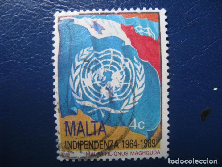 MALTA, 1989 INDEPENDENCIA DE MALTA (Sellos - Extranjero - Europa - Malta)