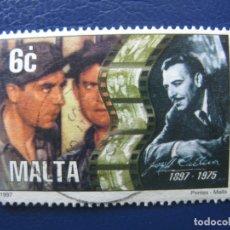 Sellos: MALTA, 1997 SELLO USADO. Lote 169966960