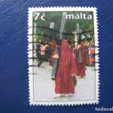 Sellos: MALTA, 2006 SELLO USADO. Lote 169977744