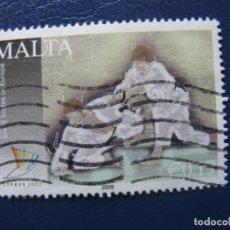 Sellos: MALTA,2009 SELLO USADO. Lote 169979104