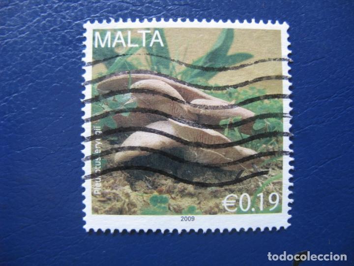 MALTA, 2009 SELLO USADO (Sellos - Extranjero - Europa - Malta)